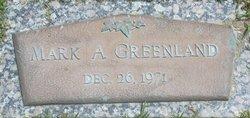 Mark Alexander Greenland