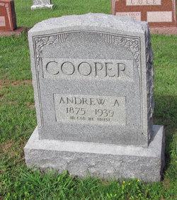 "Andrew Anson ""Andy"" Cooper"