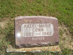 Hazel Marie <I>Vest</I> Conn