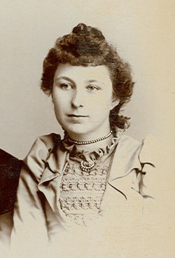 Alida Louise <I>Harrington</I> Lange