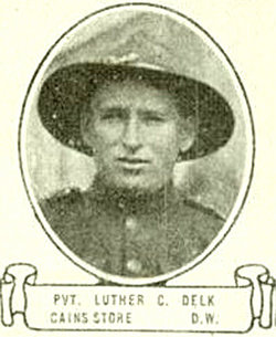 Luther Condie Delk