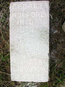 George Wolford, Jr.