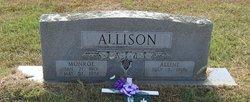 Alline <I>Strawn</I> Allison
