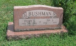 Iva Lillian <I>Tannahill</I> Bushman