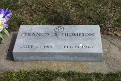 Francis Sommerville <I>WEIR</I> THOMPSON