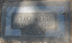 Zero Webb