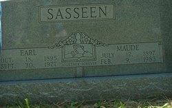 Maude <I>Kirkland</I> Sasseen