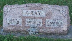 Etta M. <I>Hall</I> Gray