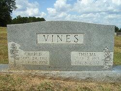 Charlie Vines