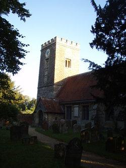 St Blaise Churchyard