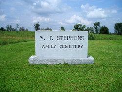 W. T. Stephens Family Cemetery
