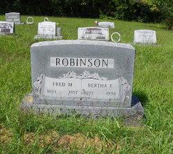 Bertha Ellen <I>Bowlin</I> Robinson