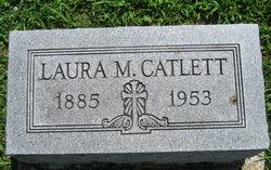 Laura May <I>Kidwell</I> Catlett