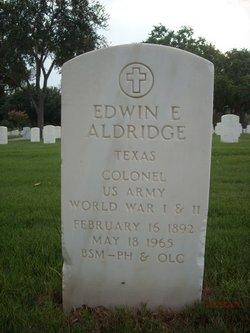 Edwin Ernest Aldridge