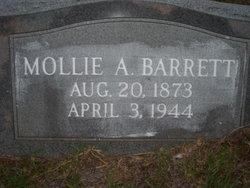 Mollie Ann <I>Ainsworth</I> Barrett