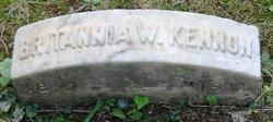 Britannia Wellington <I>Peter</I> Kennon