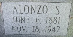 """Alonzo Steven """"Lon"""" Chapman"""