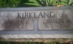 Martha Ellen <I>Green</I> Kirkland