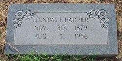 "Leonidas Franklin ""Lee"" Hatcher"