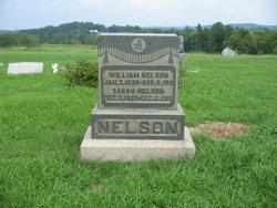 Sarah Sally <I>Harmon</I> Nelson