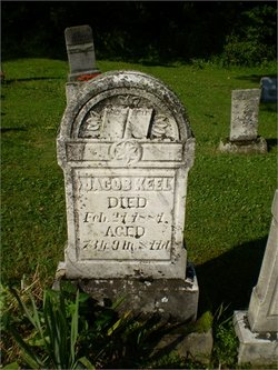 Rev Jacob Keel