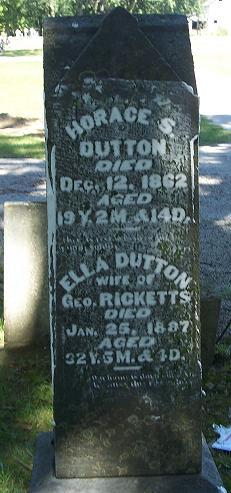 Horace S. Dutton