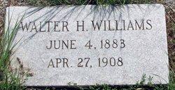 Walter Harrison Williams