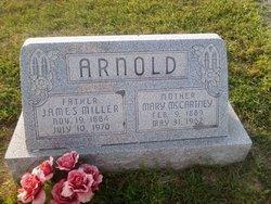"""Mary Belle """"Mamie"""" <I>McCartney</I> Arnold"""