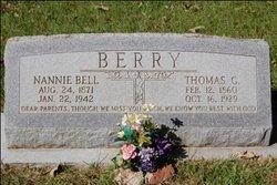 Nannie Bell <I>Perry</I> Berry