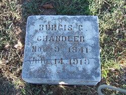 Burgess Gaither Chandler
