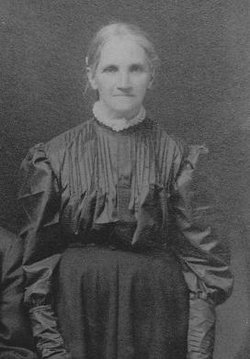 Agnes Ellen <I>McPherson</I> Baker