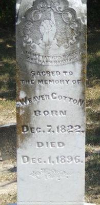 Weaver Alexander Cotton