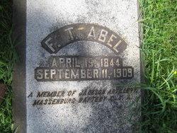 F. T. Abel