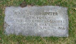 Ray Von Hunter