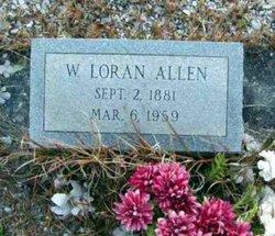 "William Loran ""Slick"" Allen"