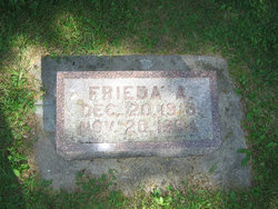 Frieda Amanda <I>Henning</I> Silliman