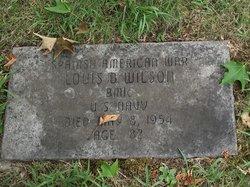Louis B Wilson