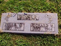 Richard M Boner