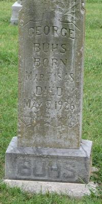 George Buhs