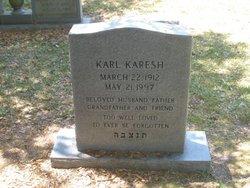 """Karl """"Mr. King Street"""" Karesh"""