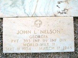 John L Nelson