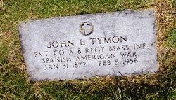 John E Tymon