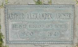 Arthur Alexander Archer