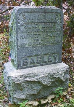 Harriett M <I>Power</I> Bagley