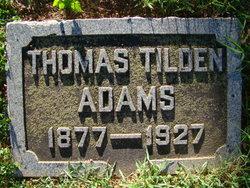 Thomas Tilden Adams