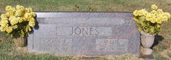 Millie Dorcas <I>Lockeby</I> Jones