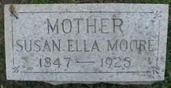 Susan Ella <I>Smith</I> Moore