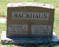 William August Backhaus