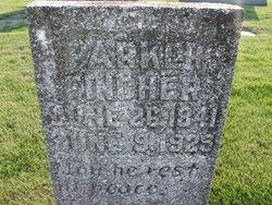 Pvt Churchill Parker Fincher