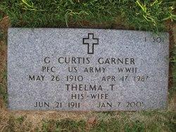 G Curtis Garner